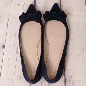 Shoes of Prey pointed bow flats